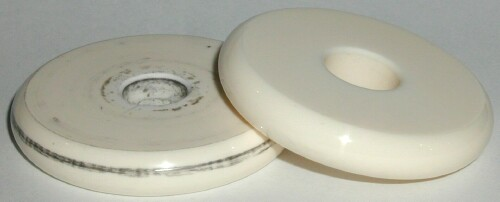 Polished Ceramic Entry / Exit Disk