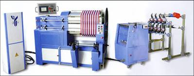 Sample Warping Machines