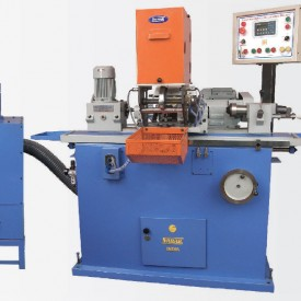 Automatic Cot Grinding Machine Plunger Grinding Principle
