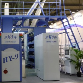HY-9 Draw Texturing Machine