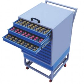Trolley for TEXTILE Industry